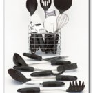 Maxam 17pc Kitchen Tool Set