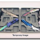 Maxam 6pc Fantasy Knife Set