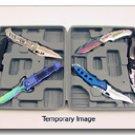 Maxam 6pc Fantasy Knife Set