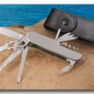 Royal Crest Silver Star 15 Function Multi-blade Knife