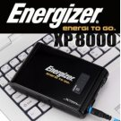 XPAL-Energizer XP8000 universal rechargeable battery / mobile power