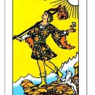 Rider Waite Tarot Card Deck Pocket Size w/ Instructions Rare HQ New And Sealed