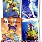 The Fey Tarot Deck Beautiful HQ Cards w/ Instructions! Sealed New!