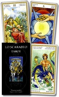Lo Scarabeo Tarot Rare HQ Card Deck Crowley Thoth Waite Sealed New!