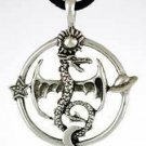 Dragon Celestial Dragon Celestial Amulet Witchcraft WICCAN Pagan Draconic Wicca
