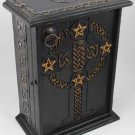 Celtic Cross Pentacle Cupboard Pentagram Altar Box Jewelry Box Wiccan Celtic