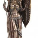 Athena Goddess Statue Greek Goddess Athena War Goddess of Wisdom