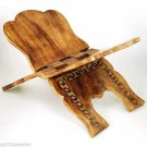 Celtic Tree Book Stand  Wooden Book Holder Book of Shadows Holder Pagan Celtic