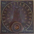 BLACK CAT Ouija Cat Spirit board  Black Kitty Witches Familiar Divination