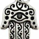 Hamsa Hand Amulet Protection against Evil Eye Gypsy Hamsa Hand Celtic Wicca