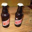 Miniature  Old German Beer Bottles