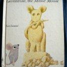 Geraldine the Music Mouse LEO LIONNI 1st print