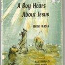 A Boy Hears About Jesus 1965 EDITH FRASER Kurt Werth