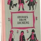 Stories From Dickens JUNIOR DELUXE EDITION hc 1957