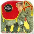 The Elephant Book A GOLDEN SHAPE 1965 Charles Nicholas