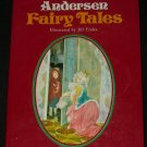 Andersen Fairy Tales BEAUTIFUL copy JIRI TRNKA hcdj '59