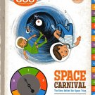 Space Carnival SPIN-A-TALE 1970 story behind space trip
