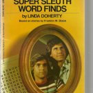 Hardy Boys SUPER SLEUTH WORD FINDS totally clean
