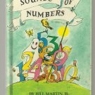 Sounds of Numbers BILL MARTIN reader 1969 B. COONEY ill