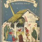 Little Town of Bethlehem 1963 HERTHA PAULI Fritz Kredel