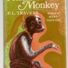 Friend Monkey P L TRAVERS hcdj 1971 FINE lovely