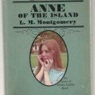 Anne of the Island L M MONTGOMERY hcdj 1970 Green Gable