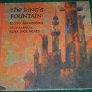 the King's Fountain LLOYD ALEXANDER Ezra Jack Keats hc