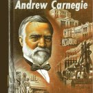 Andrew Carnegie by CLARA INGRAM JUDSON hc  copy