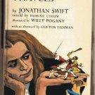 Gulliver's Travels PADRAIC COLUM, Willy Pogany ill 1962