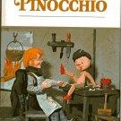 Pinocchio  PUPPET STORY BOOK Izawa 1971