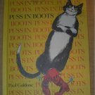 PUSS IN BOOTS hc Paul Galdone 1976