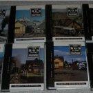 The R G S Story RIO GRANDE SOUTHERN 8 volumes RAILROADs