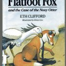 FLATFOOT FOX 3 bks Detective readers ETH CLIFFORD hcdj