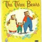 The Three Bears SARI ILLUSTRATED hc Tell-A-Tale