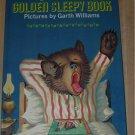 Margaret Wise Brown GOLDEN SLEEPY BOOK Garth Williams