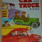 Great Big CAR AND TRUCK Book RICHARD SCARRY 1974