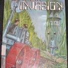 Green Invasion, ABELS, FURNAN, science fiction reader