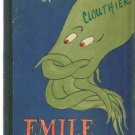 EMILE Octopus story by TOMI UNGERER hc 1960