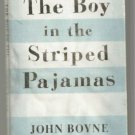 The Boy in the Striped Pajamas 1st pr hcdj JOHN BOYNE