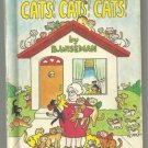 Cats! Cats! Cats! by B Wiseman hc 1984