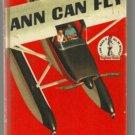 Ann Can Fly 1959 FRED PHLEGER Seuss Beginner Book PLANE