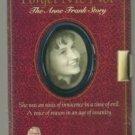 FORGET ME NOT Anne Frank Story VHS +teacher/student bk