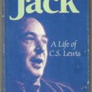 JACK A Life of C. S. Lewis GEORGE SAYER hcdj 1984