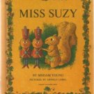 Miss Suzy MIRIAM YOUNG toy soldiers help squirrel LOBEL