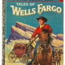 "Tales of Wells Fargo LITTLE GOLDEN BOOK ""A"" print"