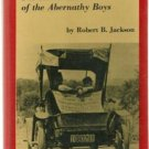 The Remarkable Ride of the Abernathy Boys 1910 journey