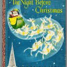 "The Night Before Christmas CORNELIUS DEWITT lgb ""C"" pr"