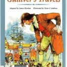 Gulliver's Travels JAMES RIORDAN hcdj V AMBRUS 1992