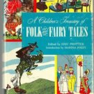 1961 FOLK & FAIRY TALES European stories ERIC PROTTER