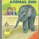 the Baby Animal Zoo LG ELF BK Lester Fisher HAUGE illus